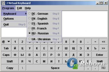 Скачать Virtual Keyboard