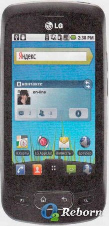 LG Optimus One (Р500)